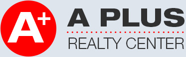 A Plus Realty Center logo